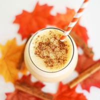 Fall Pumpkin Protein Shake