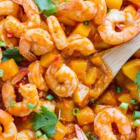 Thai Shrimp Curry & Squash